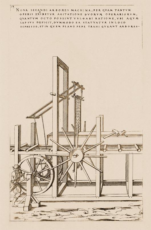 Старинная механика в гравюрах. (Фото 2)