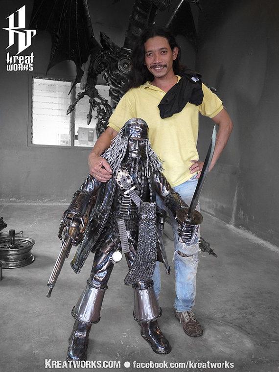 Таиландские мастера или мега демпинг варкиподарки.... (Фото 18)
