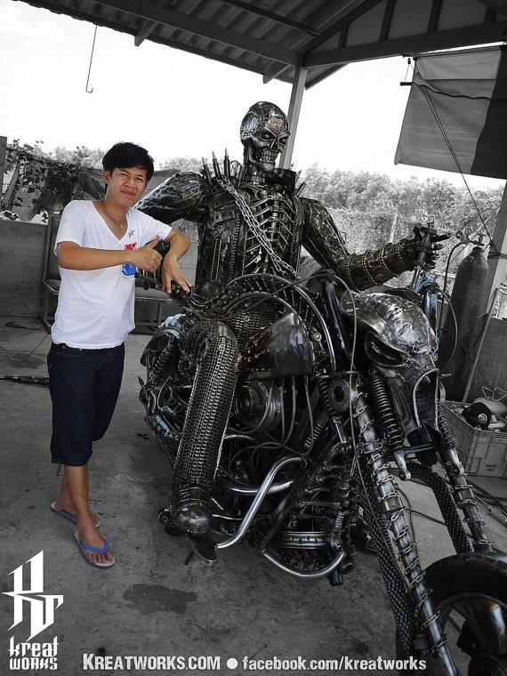 Таиландские мастера или мега демпинг варкиподарки.... (Фото 43)