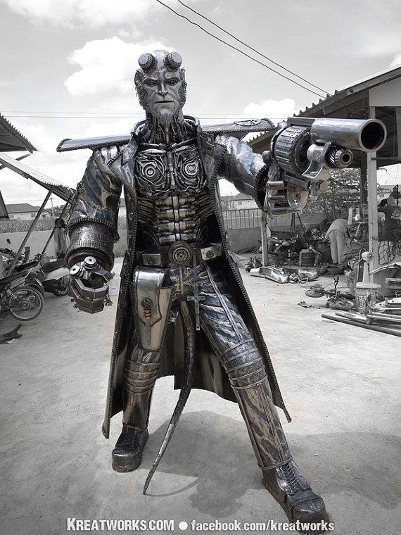 Таиландские мастера или мега демпинг варкиподарки.... (Фото 59)