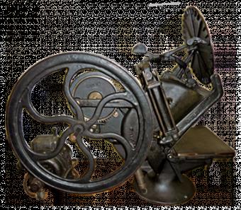 Типографское дело или страрые гравюры Старых печатных машын... (Фото 13)