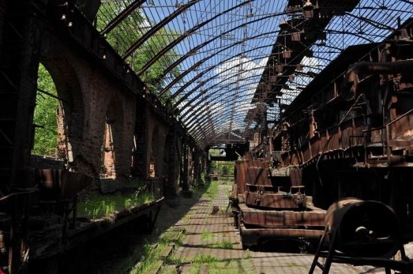 Демидовский завод-музей в Нижнем тагиле. (Фото 19)