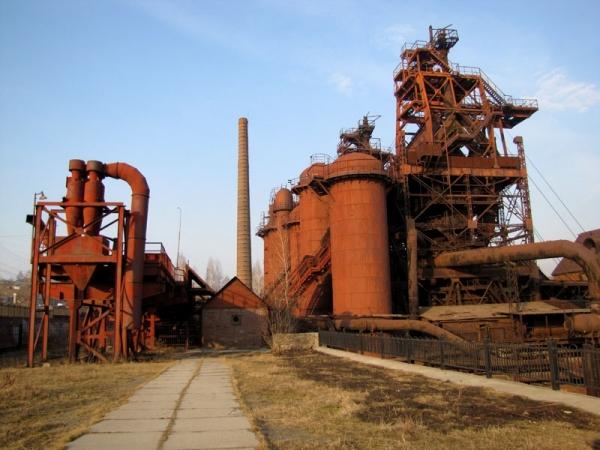 Демидовский завод-музей в Нижнем тагиле. (Фото 15)