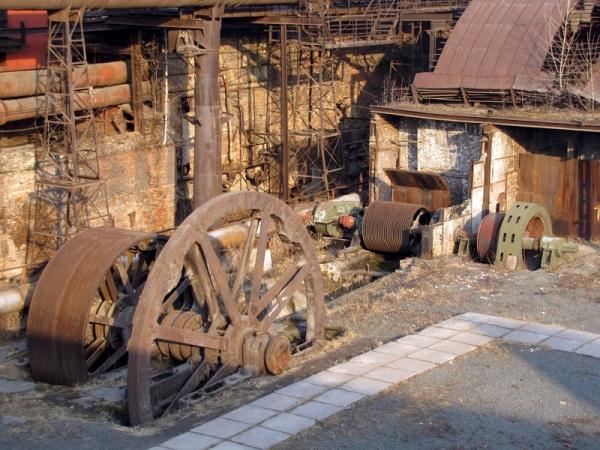 Демидовский завод-музей в Нижнем тагиле. (Фото 11)