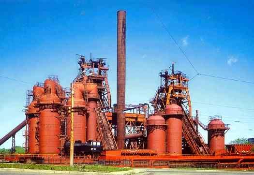 Демидовский завод-музей в Нижнем тагиле. (Фото 2)