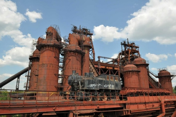 Демидовский завод-музей в Нижнем тагиле. (Фото 27)