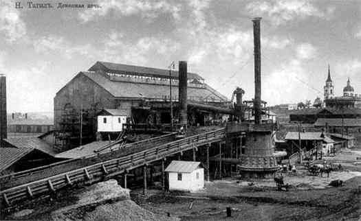 Демидовский завод-музей в Нижнем тагиле. (Фото 3)
