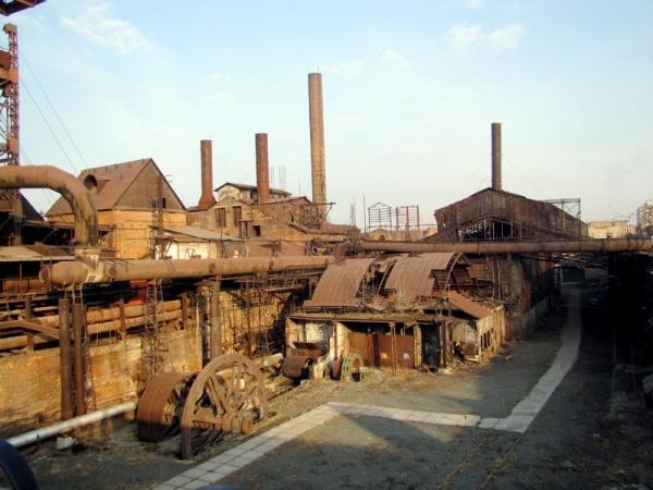 Демидовский завод-музей в Нижнем тагиле. (Фото 8)