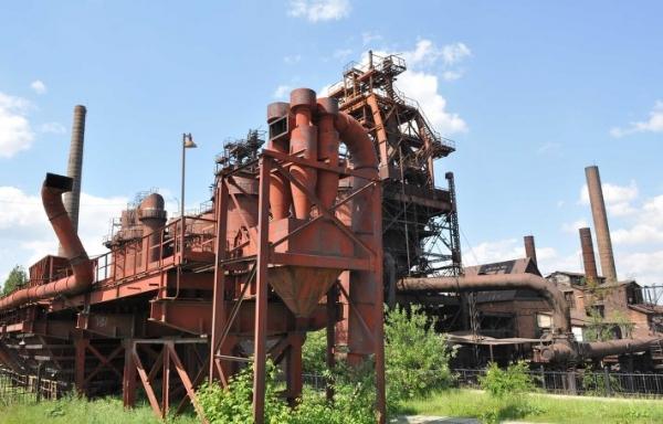 Демидовский завод-музей в Нижнем тагиле. (Фото 20)