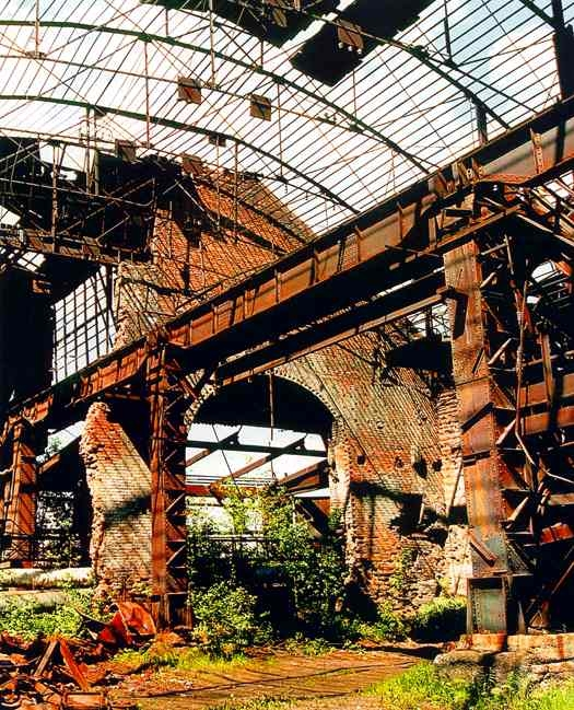 Демидовский завод-музей в Нижнем тагиле.
