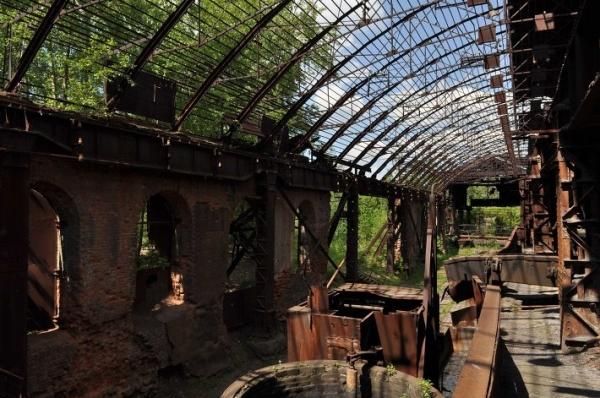 Демидовский завод-музей в Нижнем тагиле. (Фото 18)