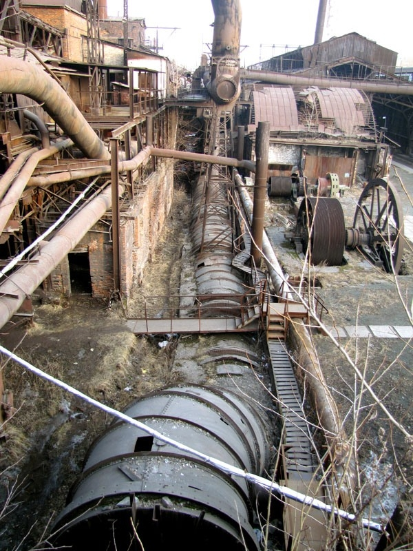Демидовский завод-музей в Нижнем тагиле. (Фото 13)