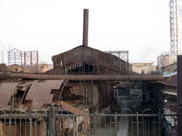 Демидовский завод-музей в Нижнем тагиле. (Фото 10)