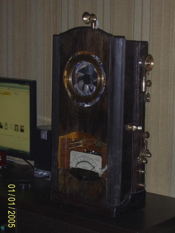 Настенный компьютер (Фото 2)