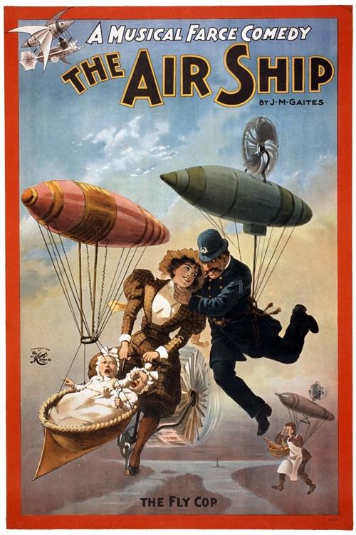 Фантазии на тему воздухоплавания (1900)