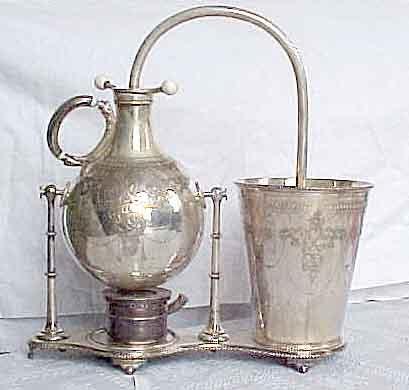 Кое-что из истории кофейного аппарата: Кофеварка Нейпера