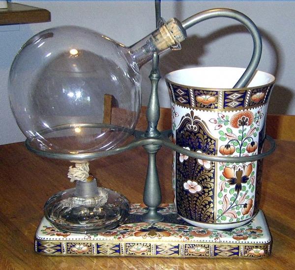 Кое-что из истории кофейного аппарата: Кофеварка Нейпера (Фото 4)