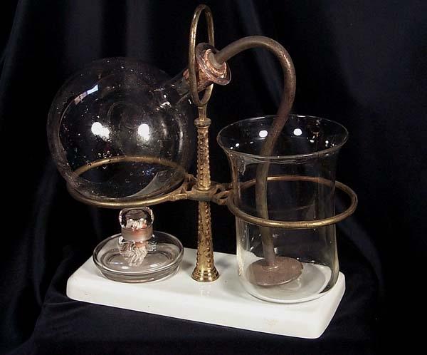 Кое-что из истории кофейного аппарата: Кофеварка Нейпера (Фото 8)