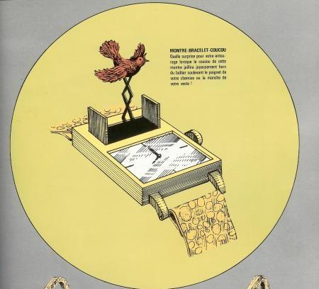Jacques Carelman (1929 - ? ) и его Каталог Невозможных объектов (1969) UPD (Фото 4)