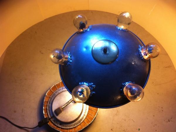Тайна третьей планеты - лампа, наш первый опыт (Фото 2)