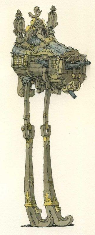 Star Wars в стиле барокко (Фото 8)