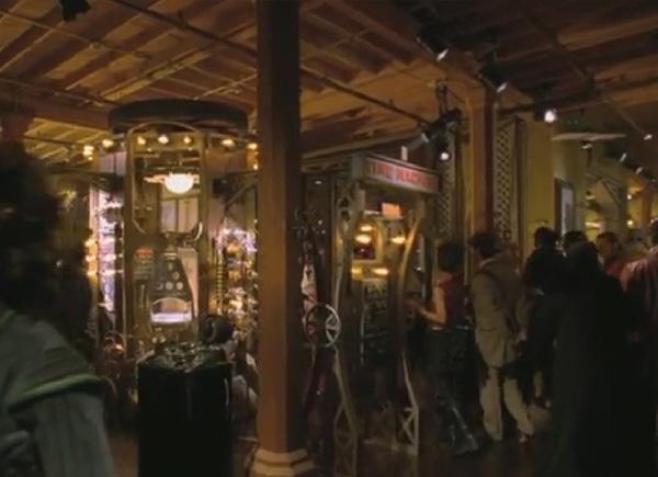 "Сериал ""Castle"", эпизод о стимпанк-коммунити (Фото 5)"