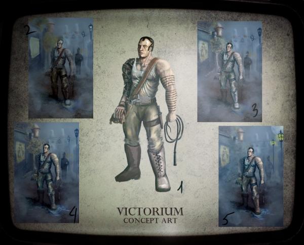"""Victorium concept. Хоб """"Магог """"МакОнни (Фото 4)"""
