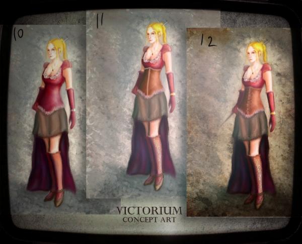 Victorium concept. Бонни (Фото 7)