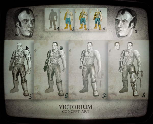 """Victorium concept. Хоб """"Магог """"МакОнни (Фото 3)"""