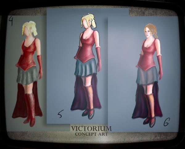 Victorium concept. Бонни (Фото 5)