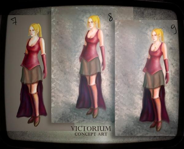 Victorium concept. Бонни (Фото 6)