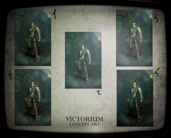 """Victorium concept. Хоб """"Магог """"МакОнни (Фото 5)"""