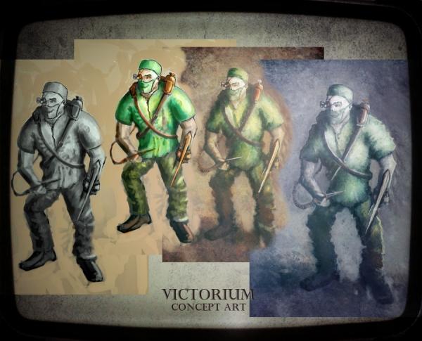 Victorium concept. Казимо Д'о (Фото 5)