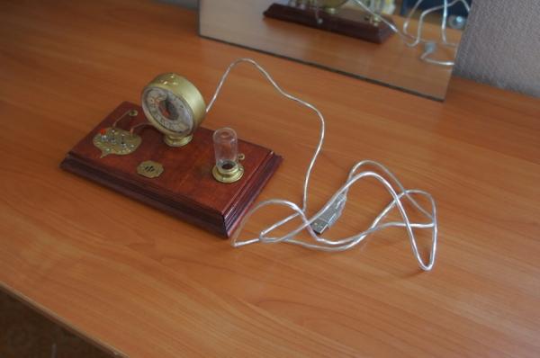 Стимпанк часы (Фото 28)