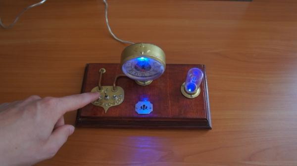 Стимпанк часы (Фото 32)