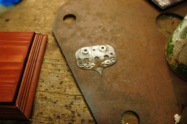 Стимпанк часы (Фото 7)