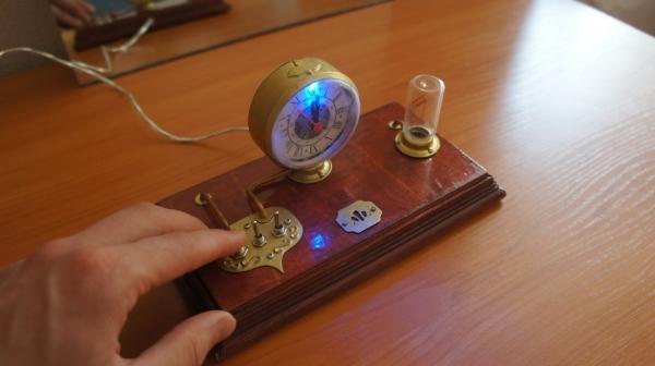Стимпанк часы (Фото 29)