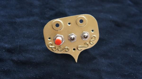 Стимпанк часы (Фото 9)