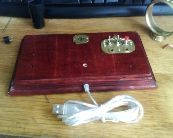 Стимпанк часы (Фото 26)