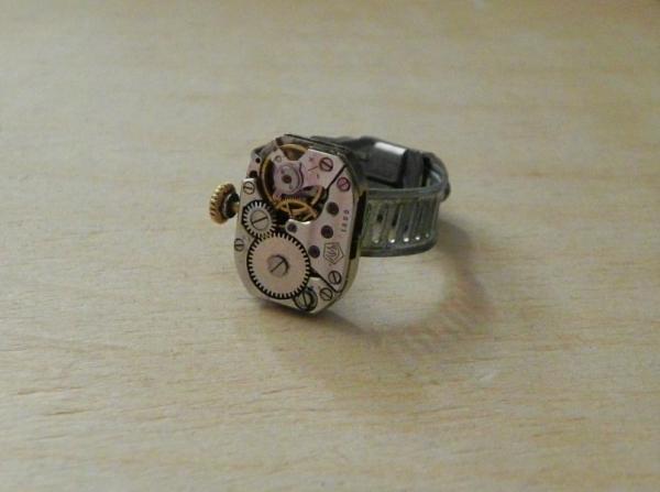 Klockwork ring (Фото 2)