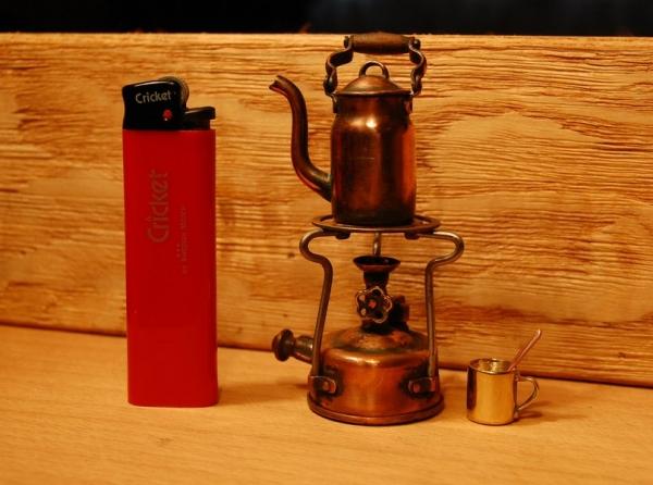 Военно-полевой набор для чаепития. (Фото 14)