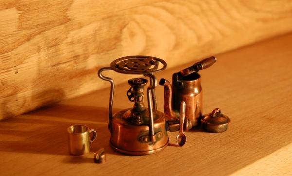Военно-полевой набор для чаепития. (Фото 4)