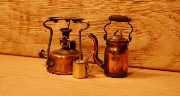Военно-полевой набор для чаепития. (Фото 2)