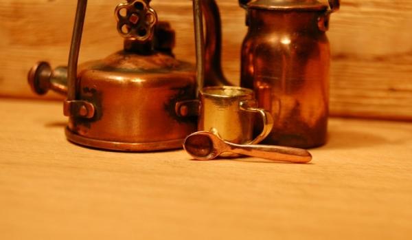 Военно-полевой набор для чаепития. (Фото 3)