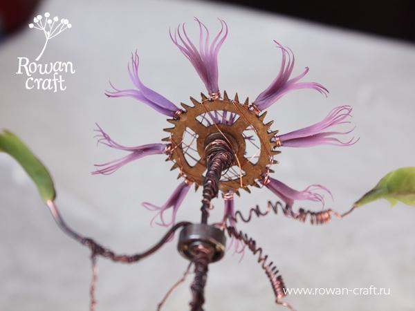 Очередной бред ботаника. Стим-василек. (Фото 8)