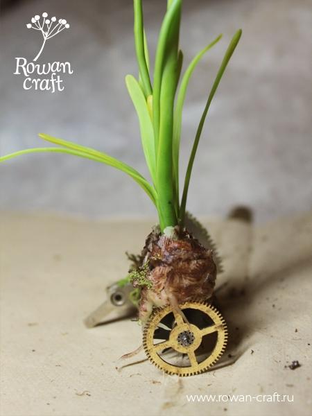 Подснежники из глины - или возвращение сумасшедшего ботаника. (Фото 7)