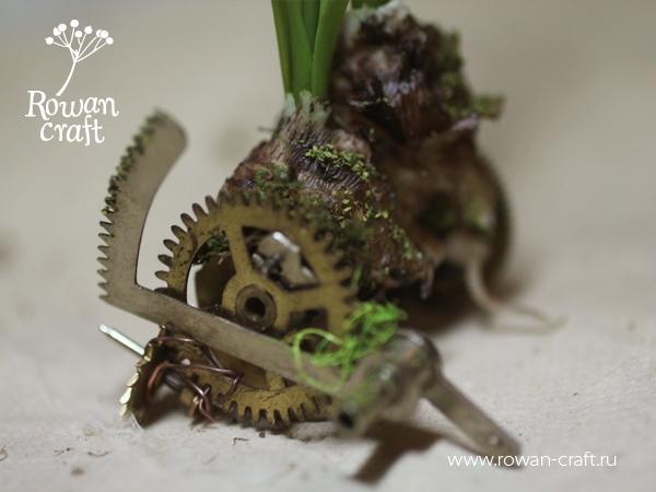 Подснежники из глины - или возвращение сумасшедшего ботаника. (Фото 4)