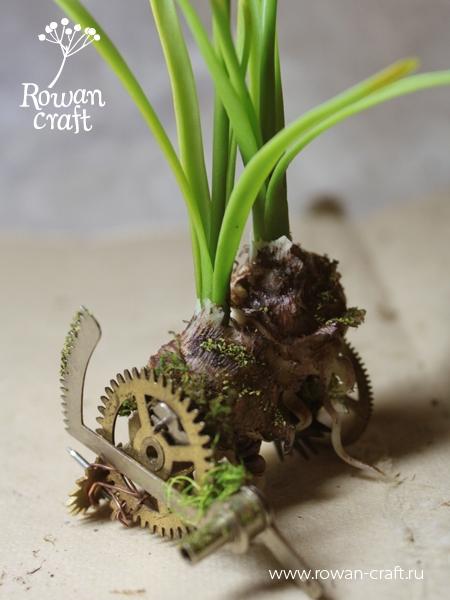 Подснежники из глины - или возвращение сумасшедшего ботаника. (Фото 2)