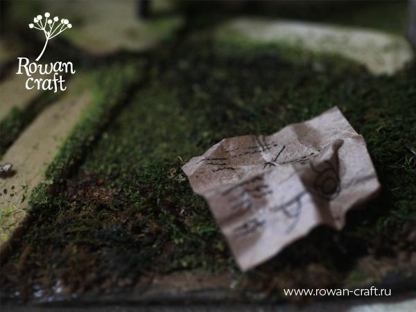 """Миниатюра-стимпанк: """"Мастерская ботаномеханика"""" (Фото 9)"""