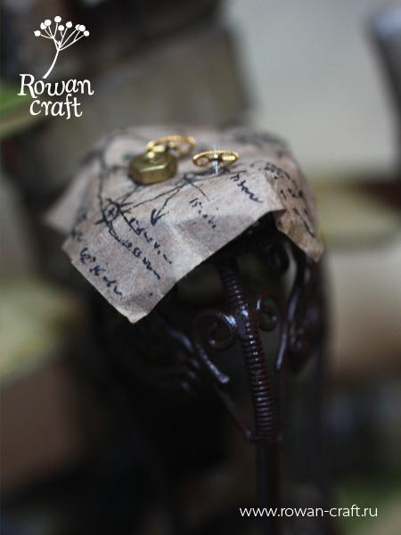 """Миниатюра-стимпанк: """"Мастерская ботаномеханика"""" (Фото 23)"""